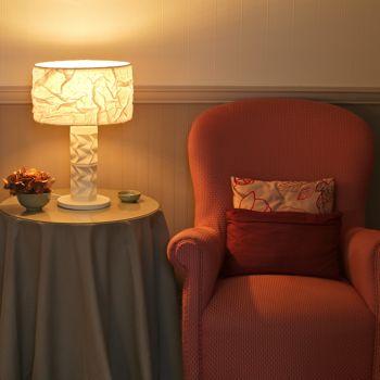lampe origami 3d. Black Bedroom Furniture Sets. Home Design Ideas