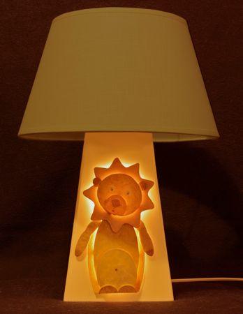 lampe doudou en carton faire soi m me. Black Bedroom Furniture Sets. Home Design Ideas